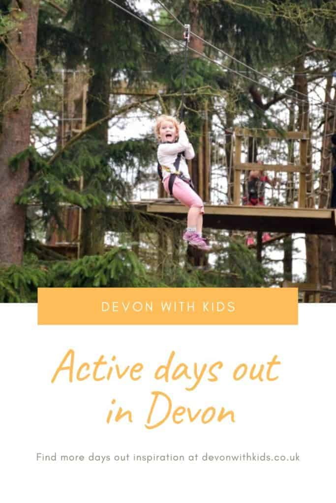 What's to do in Devon? LOTS! Here's a huge list of unmissable things to do in Devon with kids including active days out. You'd be hard pressed to be bored! #Devon #England #UK #daysout #family #kids #thingstodo #attractions #castles #themeparks #swimming #zoo #park #NationalTrust #active #visit #places #trains