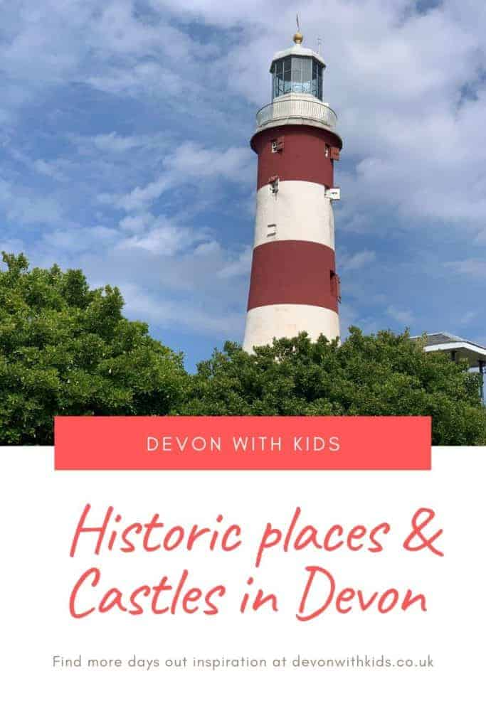 What's to do in Devon? LOTS! Here's a huge list of unmissable things to do in Devon with kids including historic places and castles. You'd be hard pressed to be bored! #Devon #England #UK #daysout #family #kids #thingstodo #attractions #castles #themeparks #swimming #zoo #park #NationalTrust #active #visit #places #trains