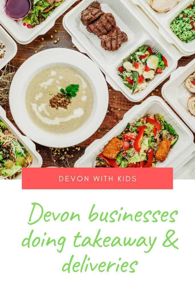 Let's support every Devon business we can during COVID-19. Here's an evolving list of pubs, restaurants & cafes in Devon offering takeaway or home delivery #Devon #wheretoeat #food #buylocal #takeaway #diningin #dine #covid19