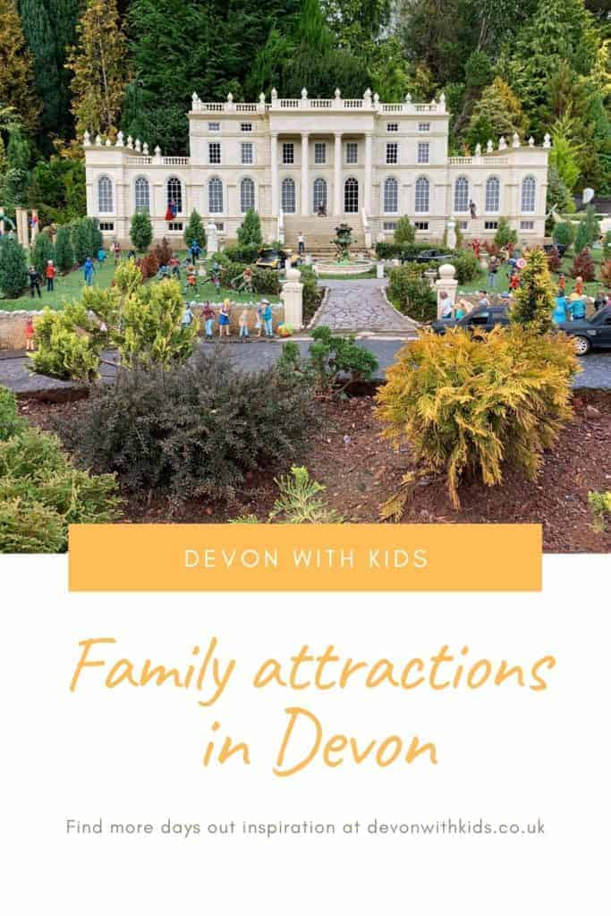 What's to do in Devon? LOTS! Here's a huge list of unmissable things to do in Devon with kids including family attractions and museums. You'd be hard pressed to be bored! #Devon #England #UK #daysout #family #kids #thingstodo #attractions #castles #themeparks #swimming #zoo #park #NationalTrust #active #visit #places #trains