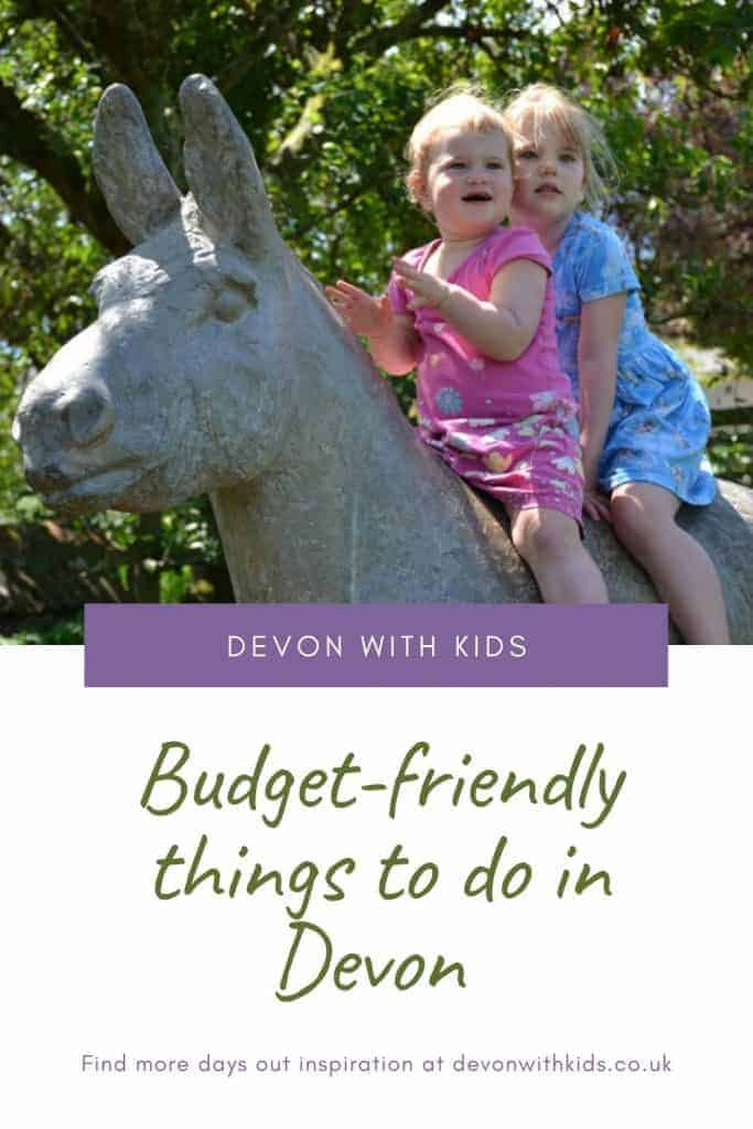 Days out can be expensive - fact! Take advantage of the many free things to do in Devon with children in between activities that are special treats #Devon #whatson #thingstodo #free #fun #daysout #family #attractions #museums #tours #travel #england #southwest #beaches #walks #DevonwithKids