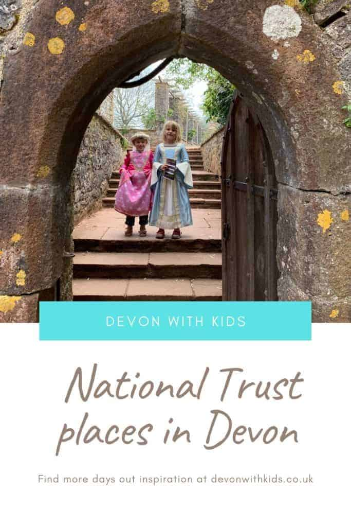 What's to do in Devon? LOTS! Here's a huge list of unmissable things to do in Devon with kids including National Trust places. You'd be hard pressed to be bored! #Devon #England #UK #daysout #family #kids #thingstodo #attractions #castles #themeparks #swimming #zoo #park #NationalTrust #active #visit #places #trains