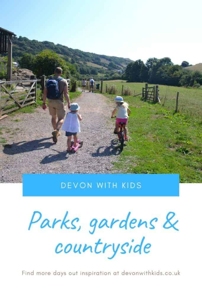 What's to do in Devon? LOTS! Here's a huge list of unmissable things to do in Devon with kids including parks, gardens and countryside. You'd be hard pressed to be bored! #Devon #England #UK #daysout #family #kids #thingstodo #attractions #castles #themeparks #swimming #zoo #park #NationalTrust #active #visit #places #trains