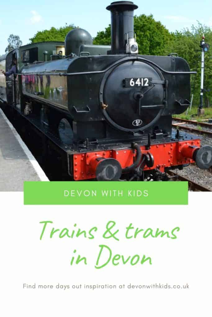 What's to do in Devon? LOTS! Here's a huge list of unmissable things to do in Devon with kids including trains and trams. You'd be hard pressed to be bored! #Devon #England #UK #daysout #family #kids #thingstodo #attractions #castles #themeparks #swimming #zoo #park #NationalTrust #active #visit #places #trains
