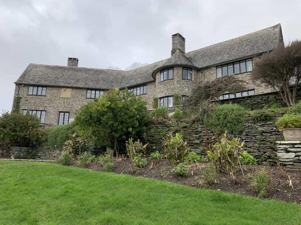 Coleton Fishacre house and gardens near Brixham