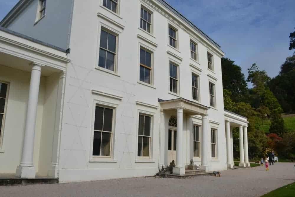 Greenway House - the holiday home of Agatha Christie