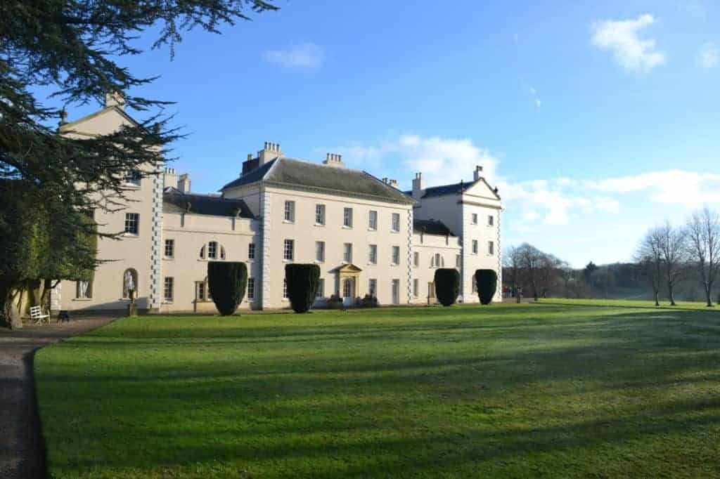 Saltram House in Plymouth