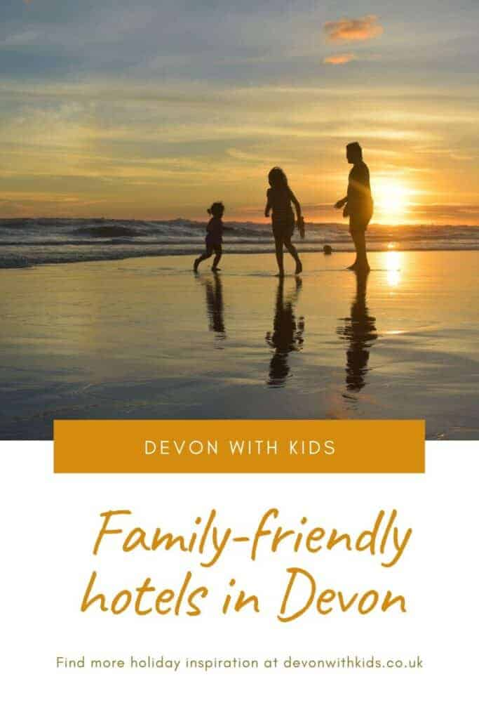Looking for a hotel for your next UK holiday? There are some top family hotels in Devon including ones on the beach, spa hotels and hotels with kids clubs. Check out our list of the best hotels to stay at in Devon with kids. Some have self-catering accommodation too. #hotel #accommodation #UK #England #Devon #SouthWest #family #holiday #stay #kids #babies #DevonwithKids #travel #travelblog #recommended #friendly #dog #toddler #teens