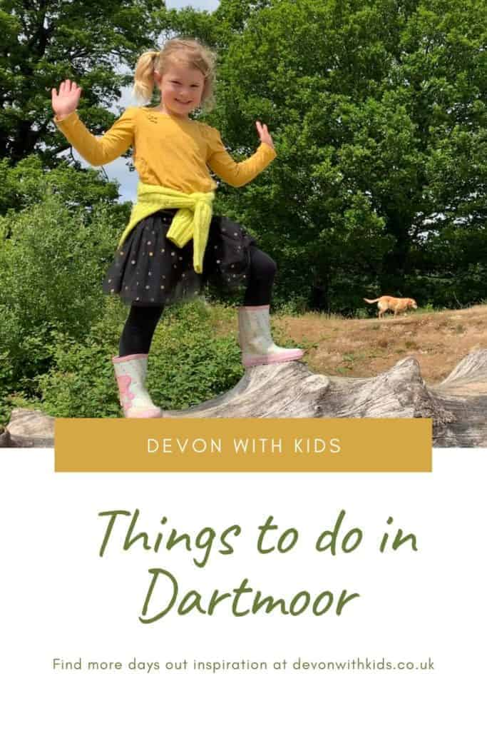 Our tried and tested things to do on Dartmoor with kids. Plus plenty more ideas for days out with children of all ages in this beautiful National Park in Devon, UK #Dartmoor #Devon #UK #thingstodo #Devonwithkids #daysout #family #attractions #travel #holiday #staycation