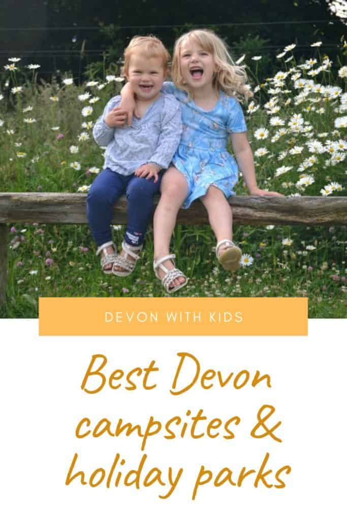 Planning on camping in Devon with your family? Here's all you need to know to pick the best campsite or holiday park for your camping or self-catering break in the South West of England. Including: where to go camping, the best holiday parks, glamping sites and campsites by the beach #UK #England #staycation #camping #caravanning #cavaran #glamping #tent #mobilehome #holiday #familyholiday #park #Devon #ideas #travel #family #travelblog #TinBoxTraveller