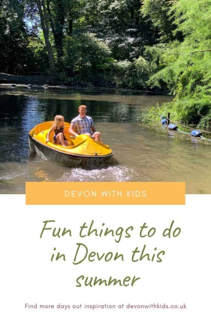 Staycationing in Devon? You need to read this guide to places to visit with your family, what's on, events and things to do in Devon in August 2020 #Devon #VisitDevon #England #UK #staycation #holiday #thingstodo #daysout #family #attractions #events #whatson #visit #Devonwithkids