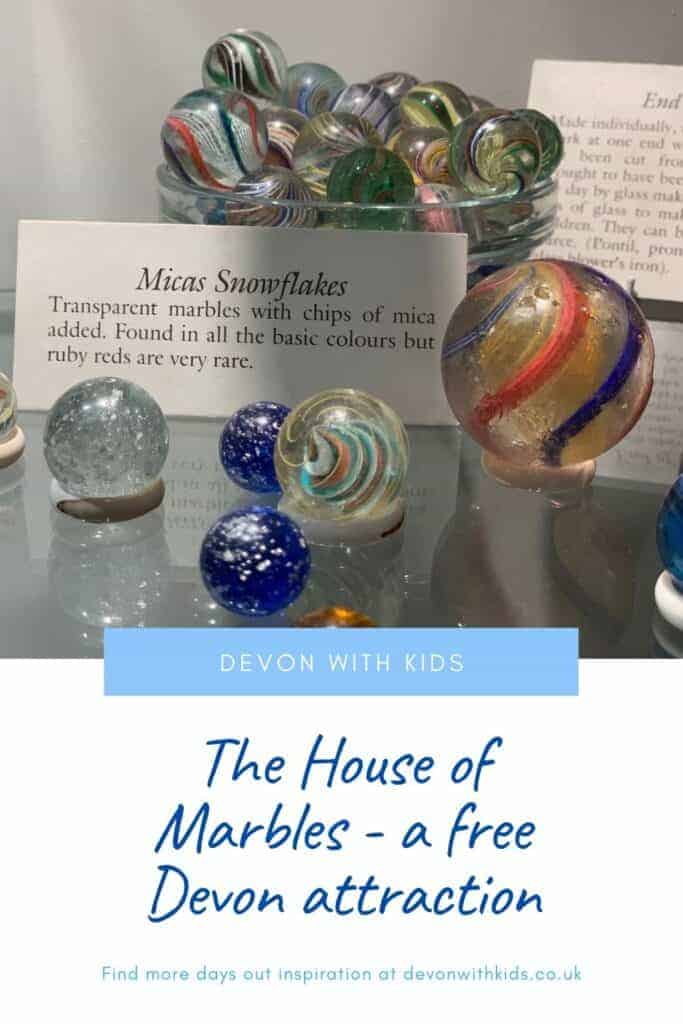 Everything you need to know about visiting The House of Marbles in Bovey Tracey, South Devon. It's a FREE family attraction and great for wet days #Devon #UK #England #daysout #free #marbles #shop #attraction #wetday #Devonwithkids #travelblog #guide #family