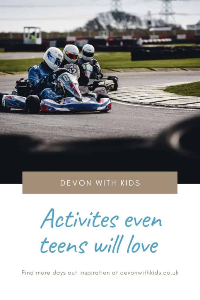If you live in or are visiting Devon with teenagers then slay your days out with this list of things to do with them indoors and outdoors around the county #teenagers #teens #daysout #thingstodo #actvities #fun #Devon #England #UK #Devonwithkids