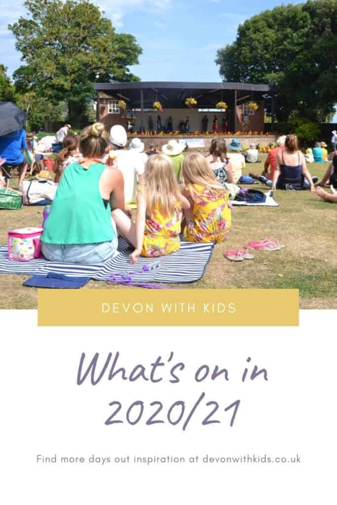 Looking for the best events in Devon? Here's your essential calender of what's on in Devon for families including epic festivals, country shows and regattas #events #Devon #South #west #England #UK #thingstodo #family #whatson #festivals #regattas #DevonwithKids