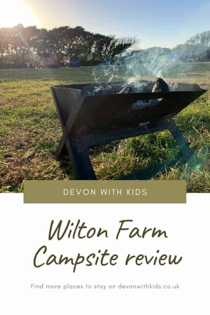If you are looking for a family-friendly campsite in South Devon with eco values and stunning views then read this Wilton Farm campsite review #camping #campsite #review #SouthHams #SouthDevon #Devon #Kingsbridge #WiltonFarm #eco #environmentally #friendly #family #holiday #trip #Uk #England #travel #blog #Devonwithkids