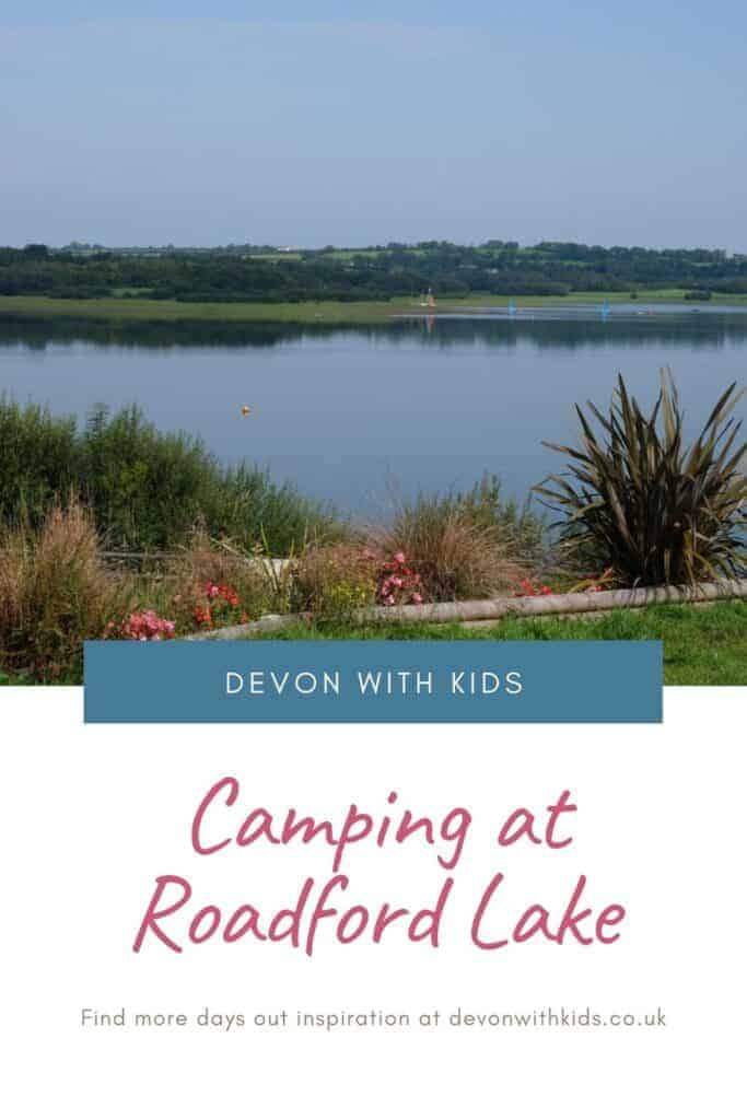 Looking for an activity centre with a campsite in Devon? We can recommend camping at Roadford Lake in West Devon. Here's all you need to know #Devon #camping #travel #campsite #lake #roadford #watersports #Devonwithkids #campingwithkids #England