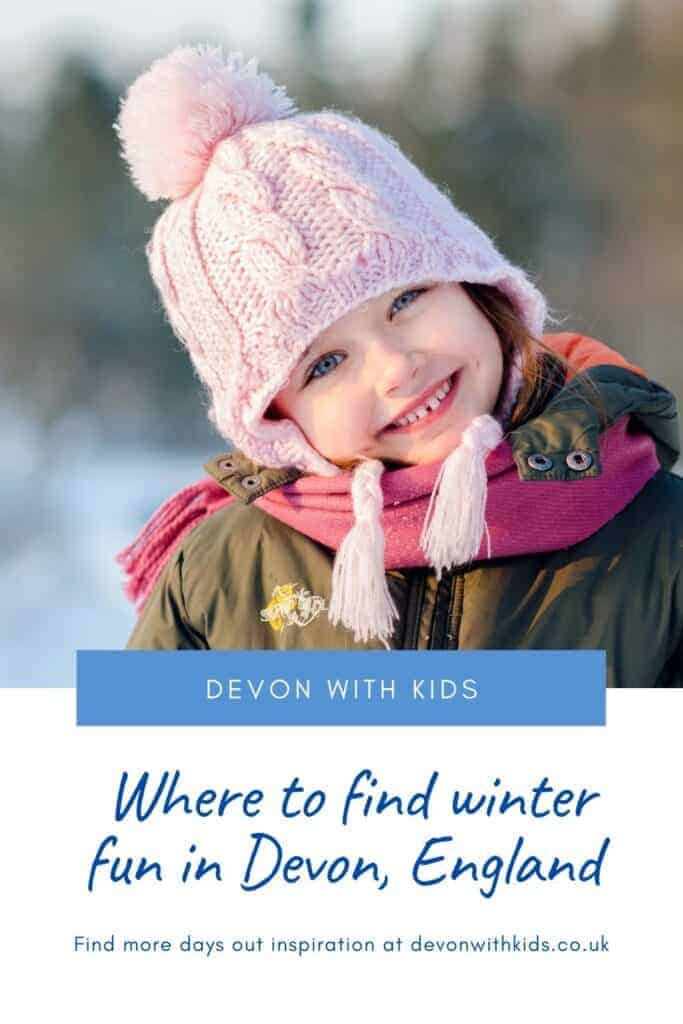 Looking for things to do in Devon this winter? Here's our go to list of activities to do with kids including days out, soft play, pottery, events & swimming #Winter #England #devon #thingstodo #travel #family #kids #daysout #events #UK #Devonwithkids #holidays