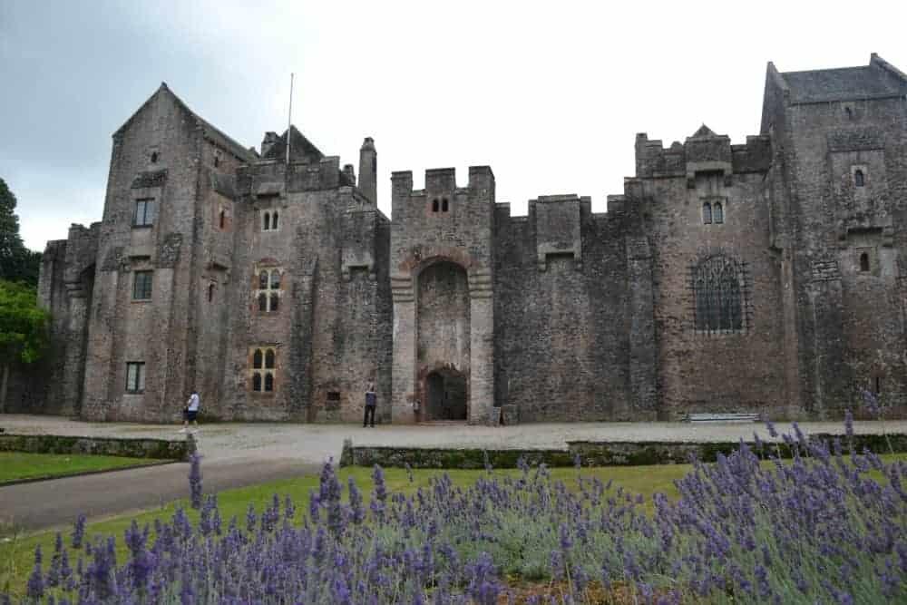 Compton Castle near Paignton