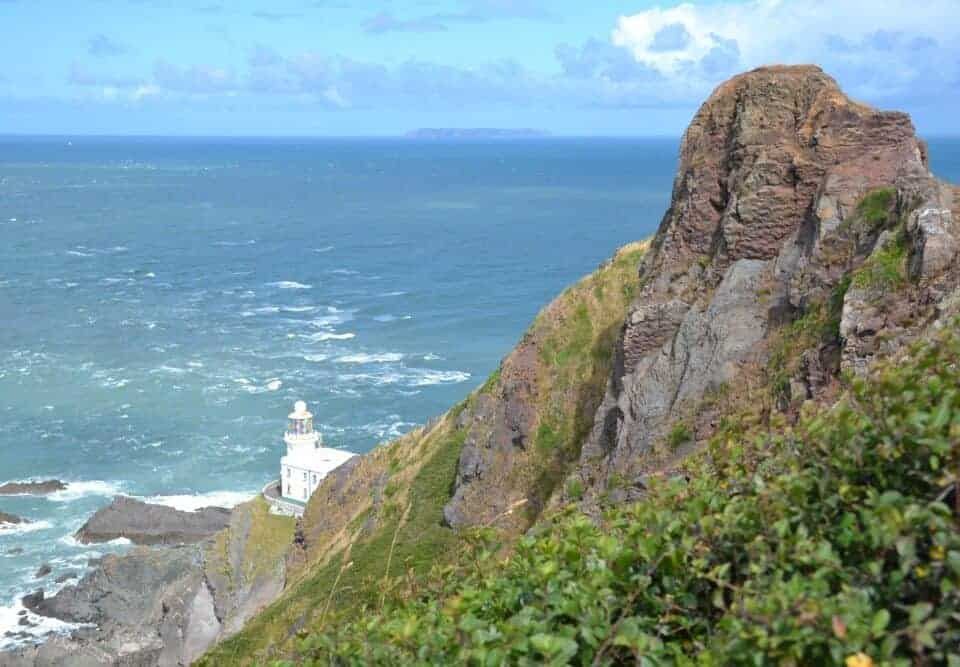 Hartland Point and Lighthouse