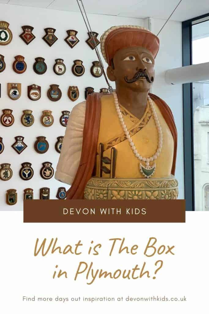 What is The Box Plymouth and is it for families? Here's all you need to know about this free museum in Devon including the best bits for kids #thingstodo #travel #family #museum #culture #plymouth #devon #england #uk #heritage #dayout #free #whatson #attraction