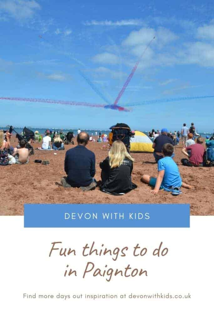 Looking for ways to entertain the kids around Paignton in Torbay, Devon? Here's my top things to do in Paignton with kids whatever the weather #Devon #Torbay #Paignton #South #England #UK #family #days #out #travel #travelblog #DevonwithKids #events #places #fun #attraction s