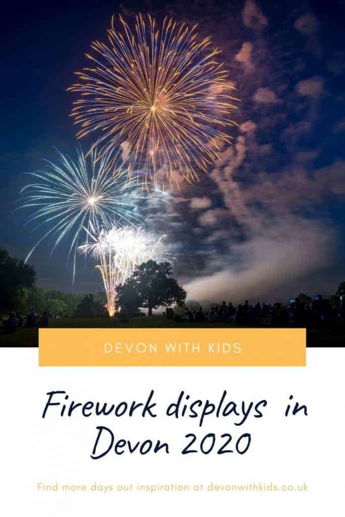 Wondering what's on and how to entertain the kids this month? Here's my guide to things to do in Devon in November 2020 including fireworks and events #familyfun #Devon #SouthWest #VisitDevon #events #fireworks #displays #travelblog #Devonwithkids #November #bonfire