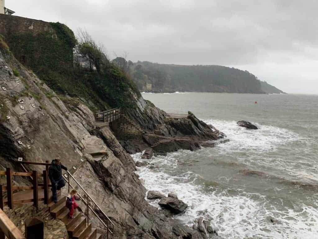 Castle Cove in Dartmouth